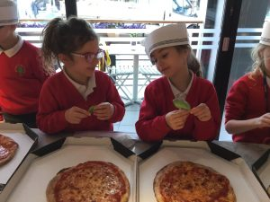 Year Two Trip To Pizza Express Birches First School
