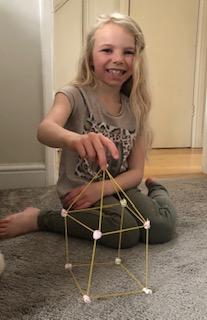 A super 3D structure!