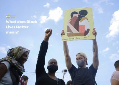 Picture News Special Poster - Black Lives Matter
